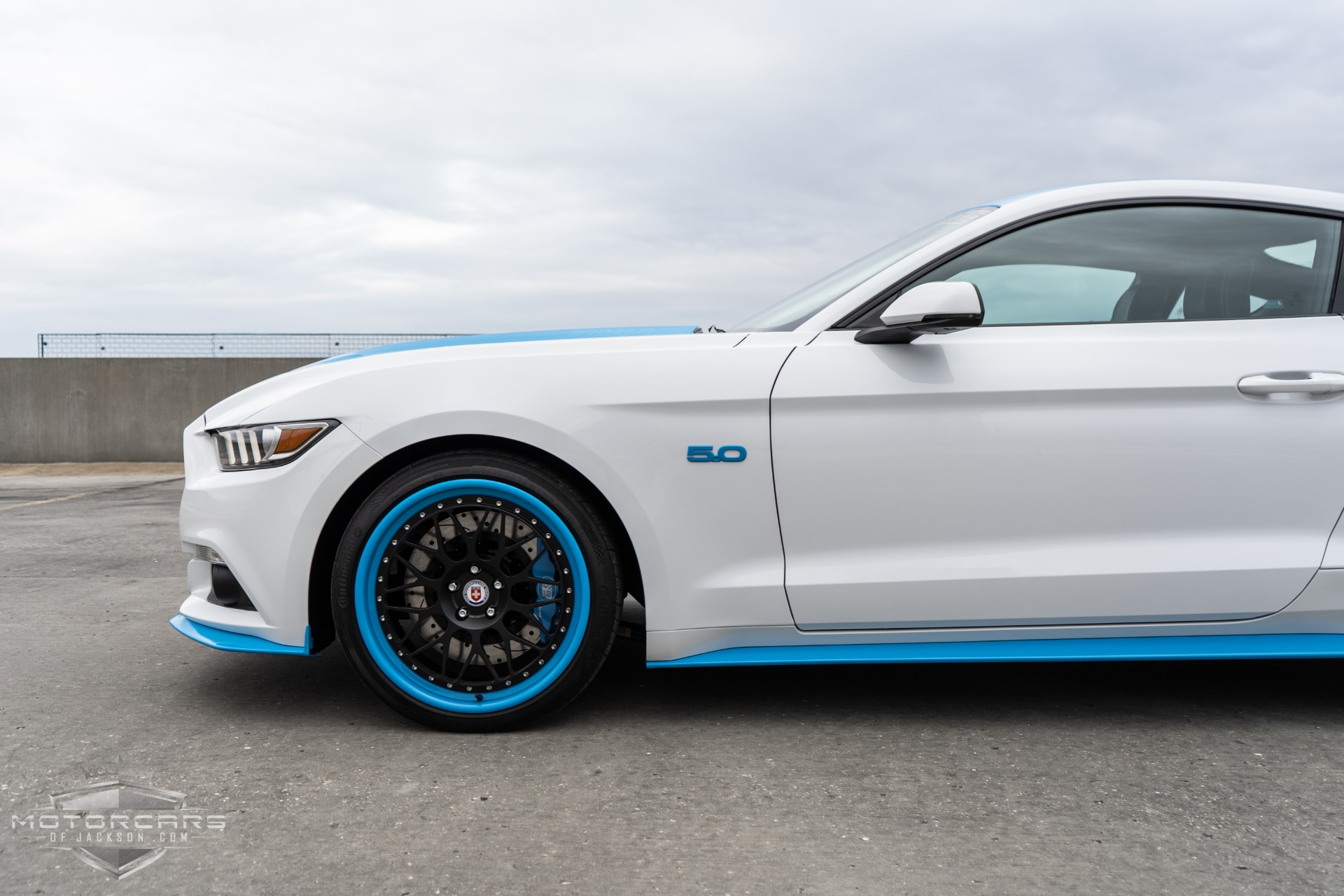 Used-2016-Ford-Mustang-King-Premier-Petty-Garage-Jackson-MS
