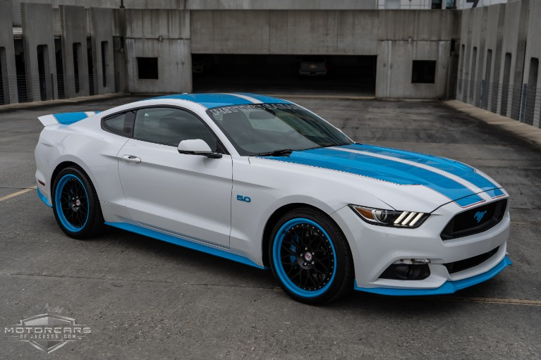 Used-2016-Ford-Mustang-King-Premier-Petty-Garage-for-sale-Jackson-MS