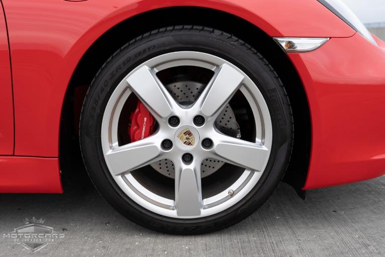 Used-2016-Porsche-Cayman-S-Jackson-MS