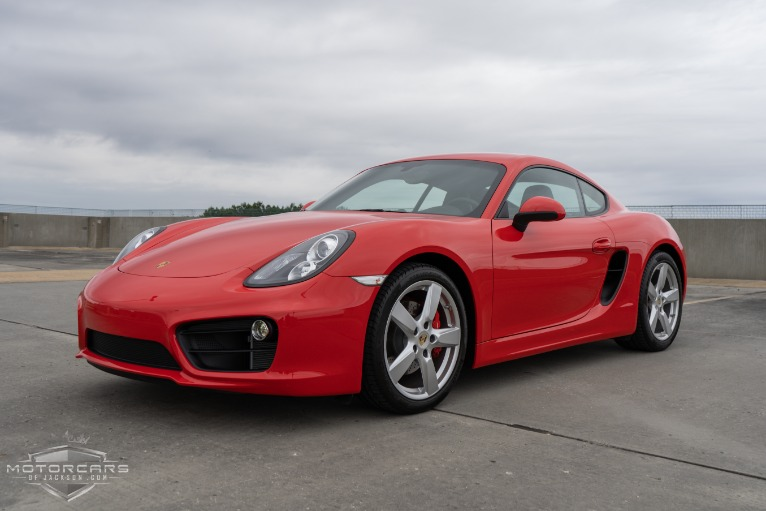 Used-2016-Porsche-Cayman-S-for-sale-Jackson-MS