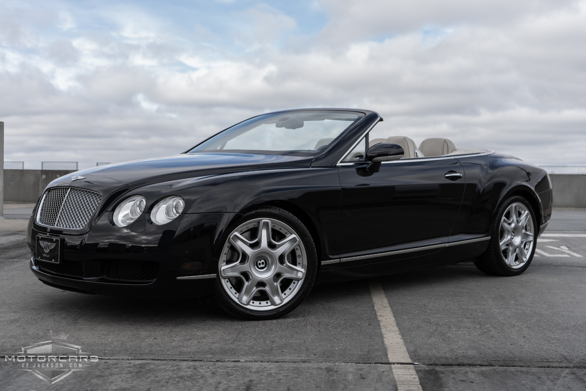 Used-2009-Bentley-Continental-GT-Convertible-for-sale-Jackson-MS