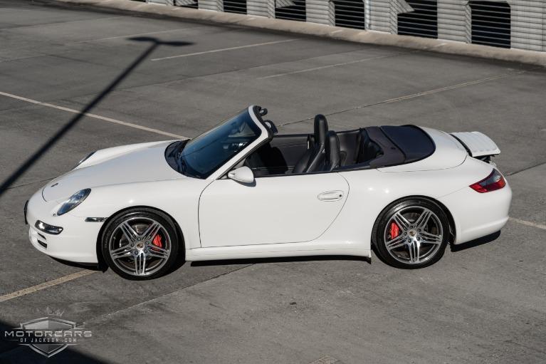 Used-2008-Porsche-911-Carrera-4S-Cabriolet-Jackson-MS