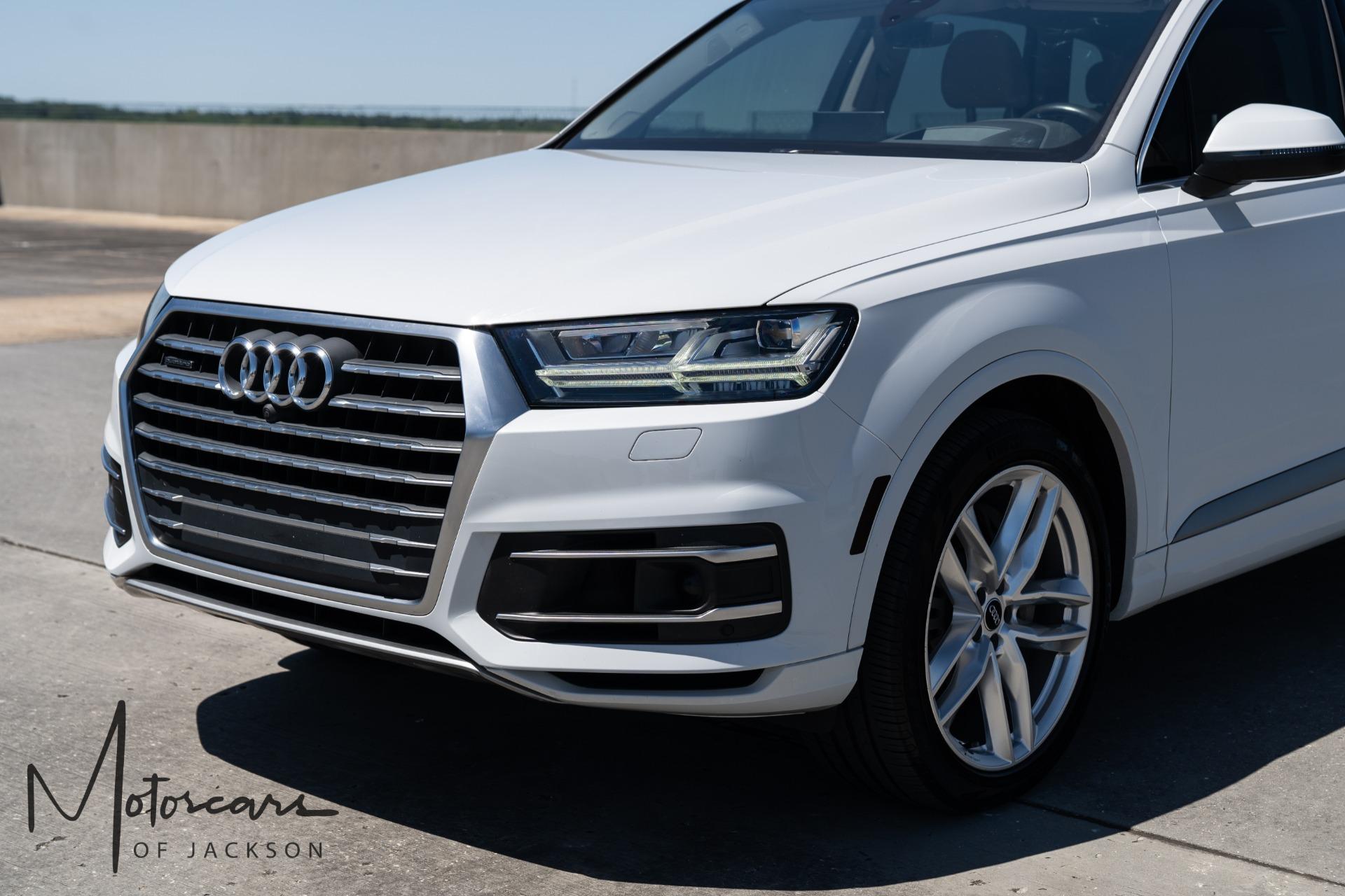 Used-2018-Audi-Q7-Prestige-for-sale-Jackson-MS