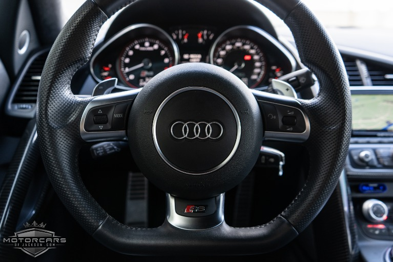 Used-2014-Audi-R8-V10-Coupe-quattro-S-tronic-for-sale-Jackson-MS