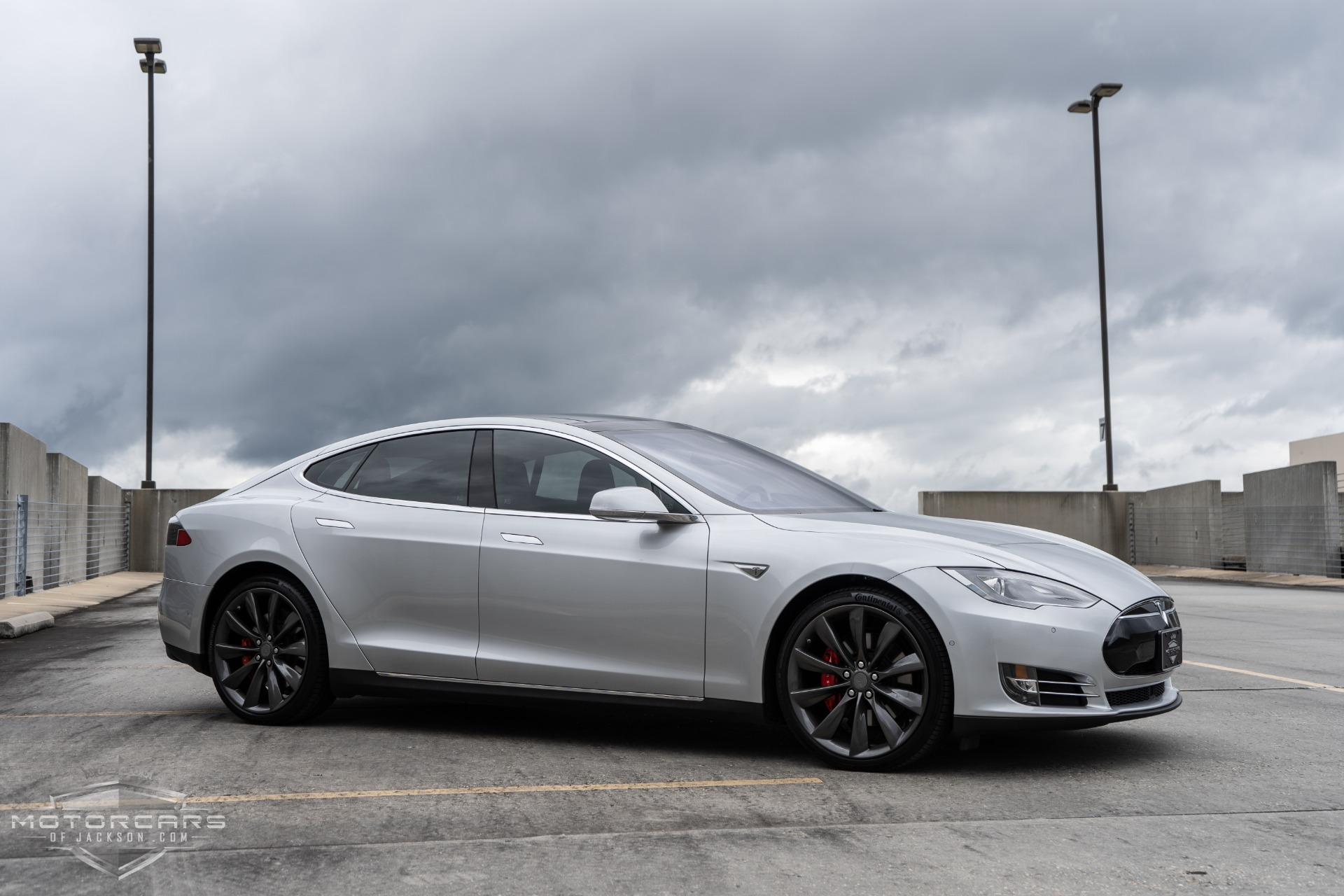 Used-2015-Tesla-Model-S-P90D-Ludicrous-for-sale-Jackson-MS
