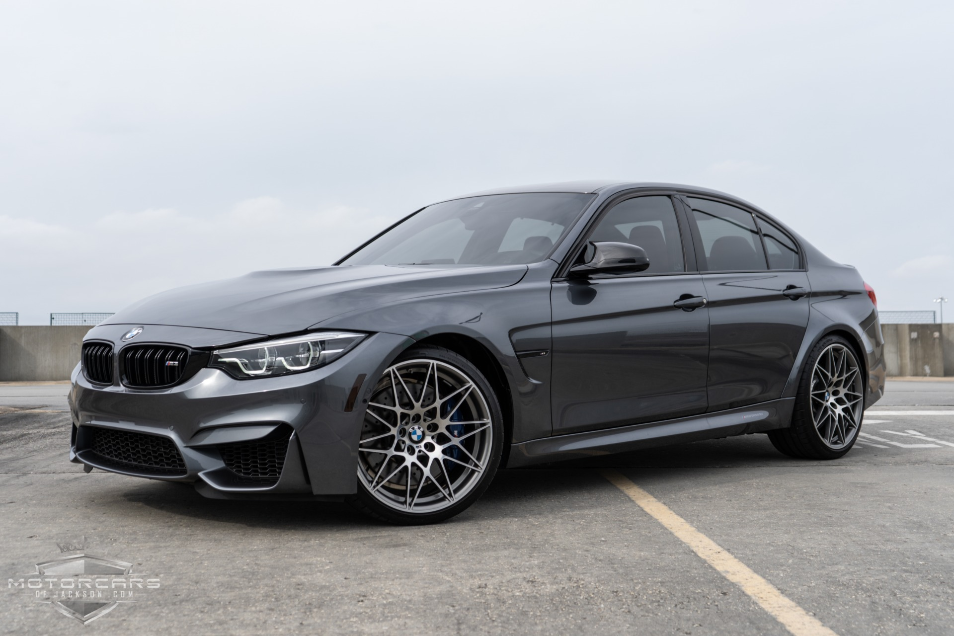 Used-2018-BMW-M3-Sedan-Competition-Package-for-sale-Jackson-MS