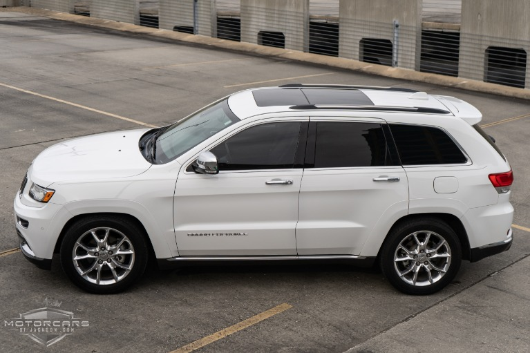 Used-2015-Jeep-Grand-Cherokee-Summit-4WD-Jackson-MS