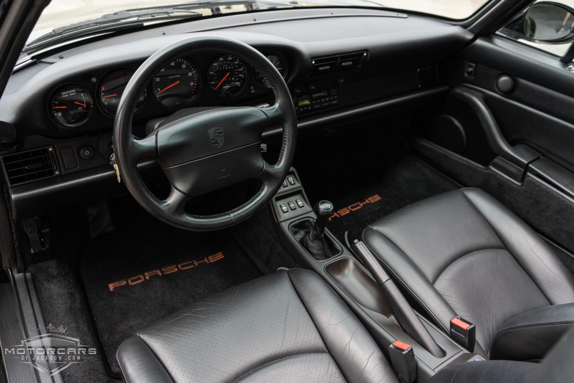 Used-1995-Porsche-911-Carrera-Cabriolet---Original-Miles-Jackson-MS