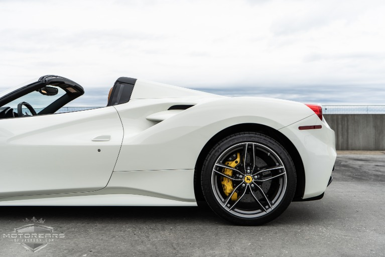 Used-2018-Ferrari-488-Spider-Jackson-MS