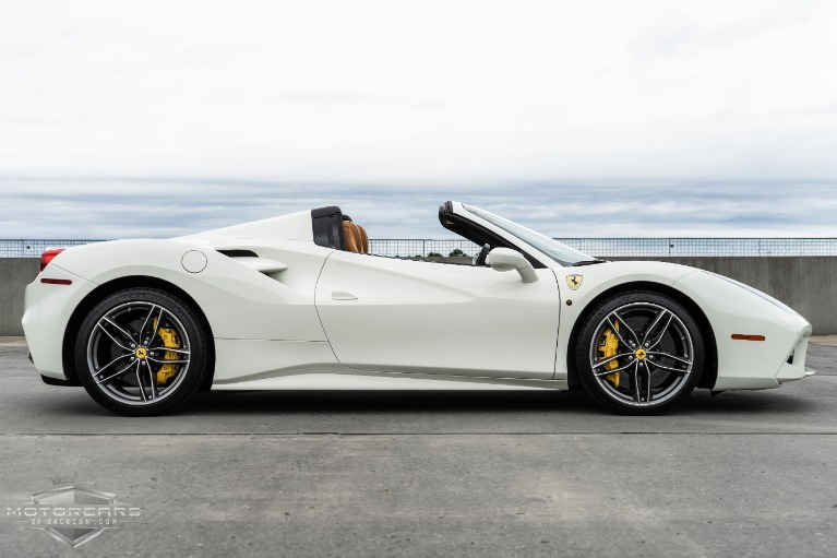 Used-2018-Ferrari-488-Spider-for-sale-Jackson-MS
