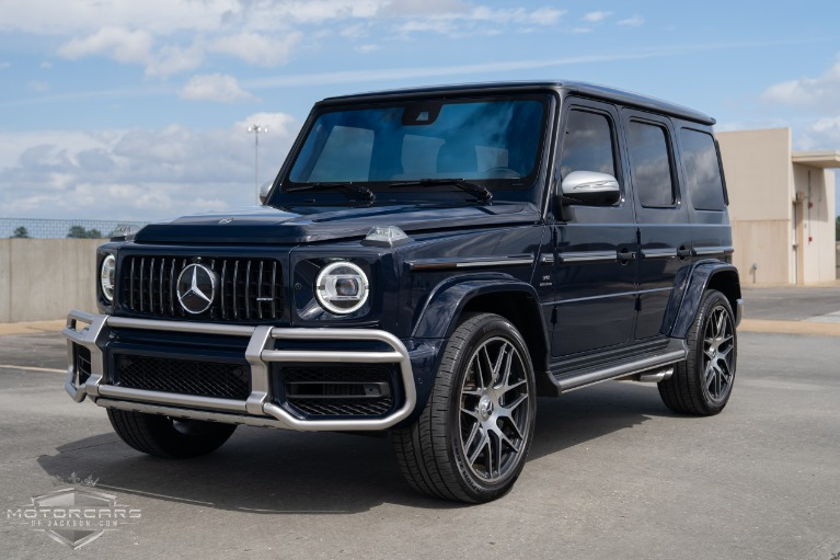 Used-2020-Mercedes-Benz-G-Class-AMG-G-63-Stronger-Than-Time-for-sale-Jackson-MS