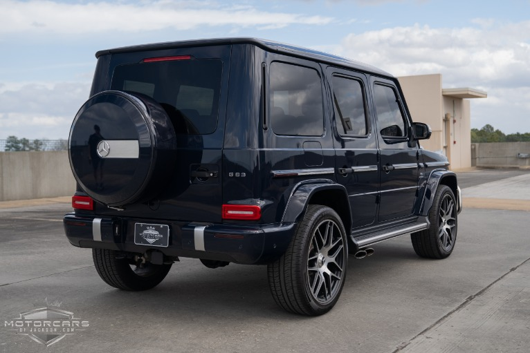 Used-2020-Mercedes-Benz-G-Class-AMG-G-63-Stronger-Than-Time-Jackson-MS