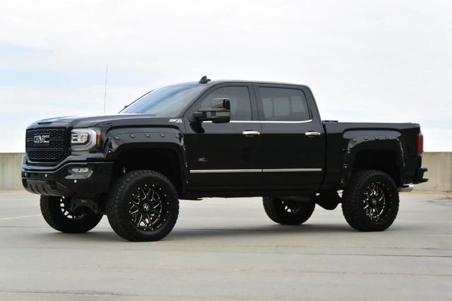 Lifted Gmc Sierra >> 2017 Gmc Sierra 1500 Slt 6 2l V8 Show Truck 6 Lift Stock Hg165810