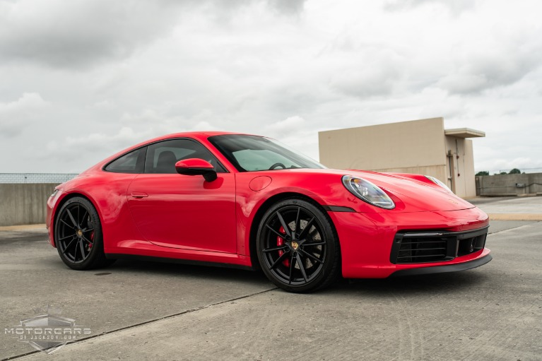 Used-2020-Porsche-911-Carrera-4S-(992)-Jackson-MS