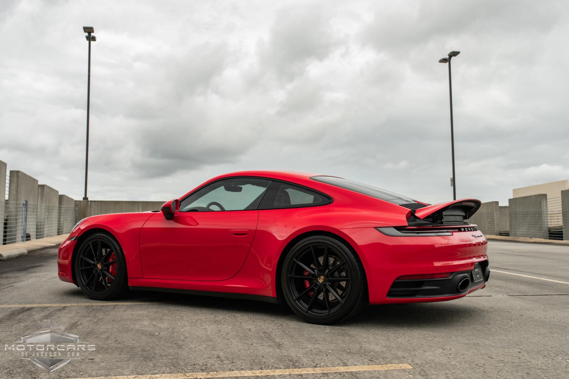 Used-2020-Porsche-911-Carrera-4S-(992)-Jackson-MS