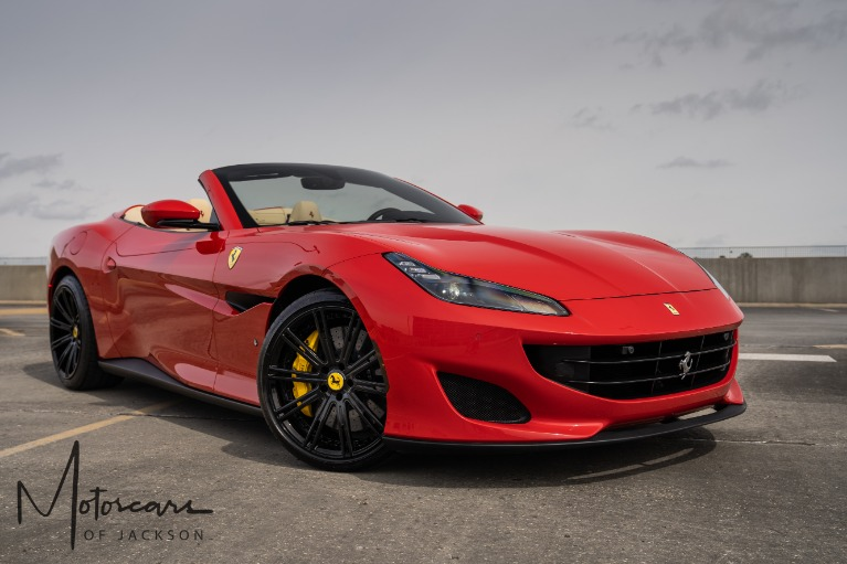 Used-2019-Ferrari-Portofino-for-sale-Jackson-MS
