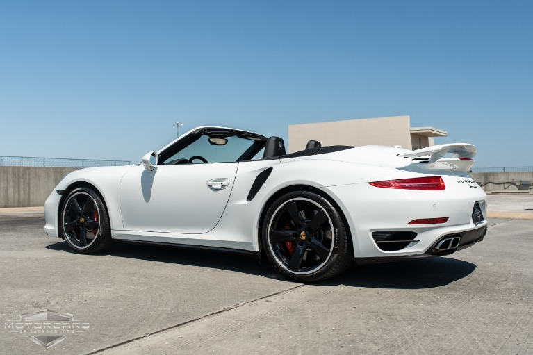 Used-2015-Porsche-911-Turbo-Cabriolet-for-sale-Jackson-MS
