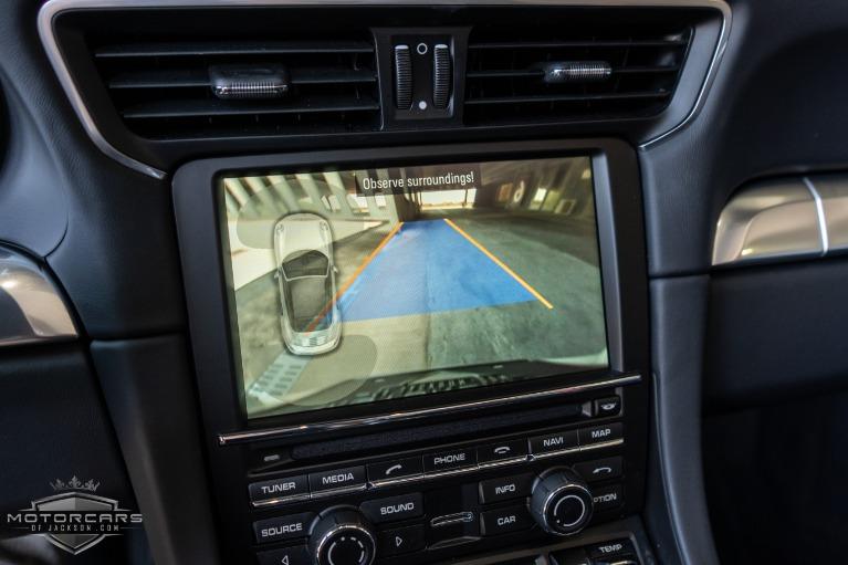 Used-2015-Porsche-911-Turbo-Cabriolet-Jackson-MS
