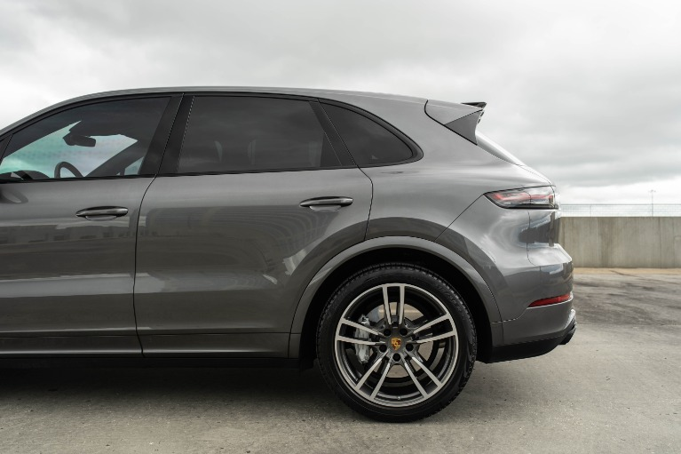 Used-2019-Porsche-Cayenne-Turbo-for-sale-Jackson-MS