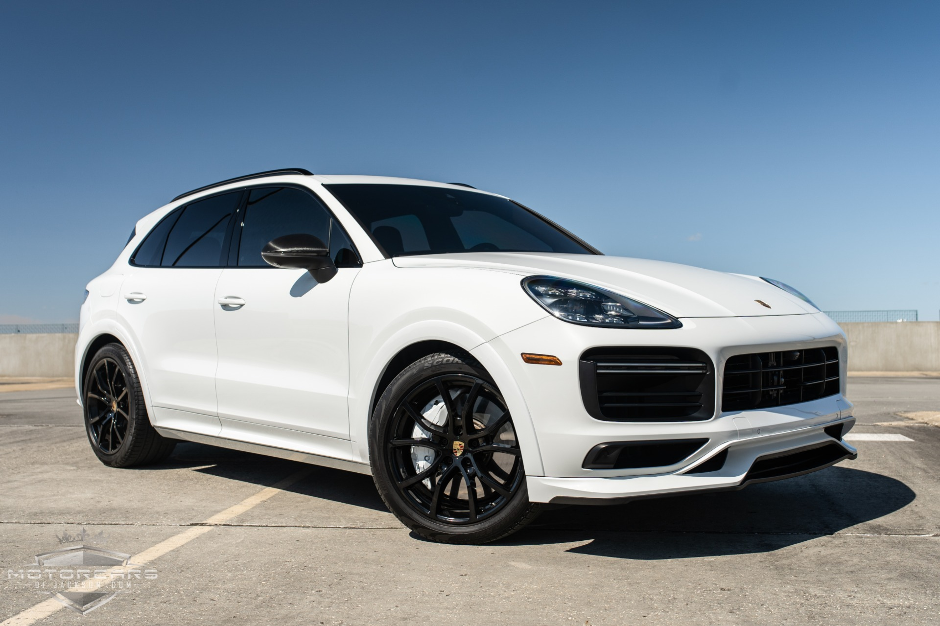 Used-2019-Porsche-Cayenne-Turbo-Jackson-MS