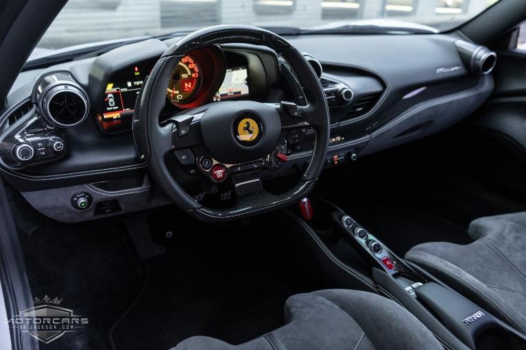 Used-2020-Ferrari-F8-Tributo-for-sale-Jackson-MS