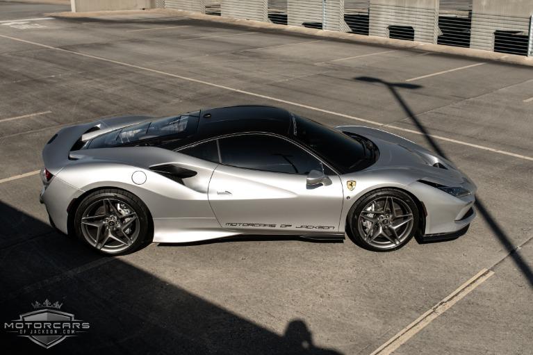 Used-2020-Ferrari-F8-Tributo-Jackson-MS