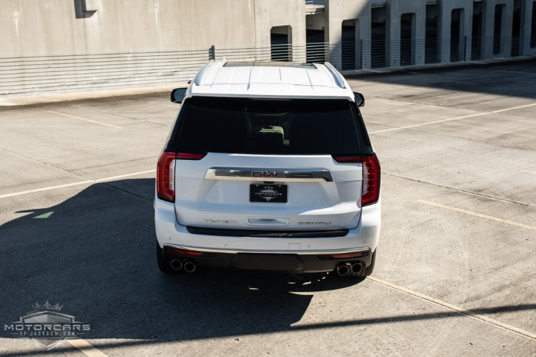 Used-2021-GMC-Yukon-Denali-for-sale-Jackson-MS