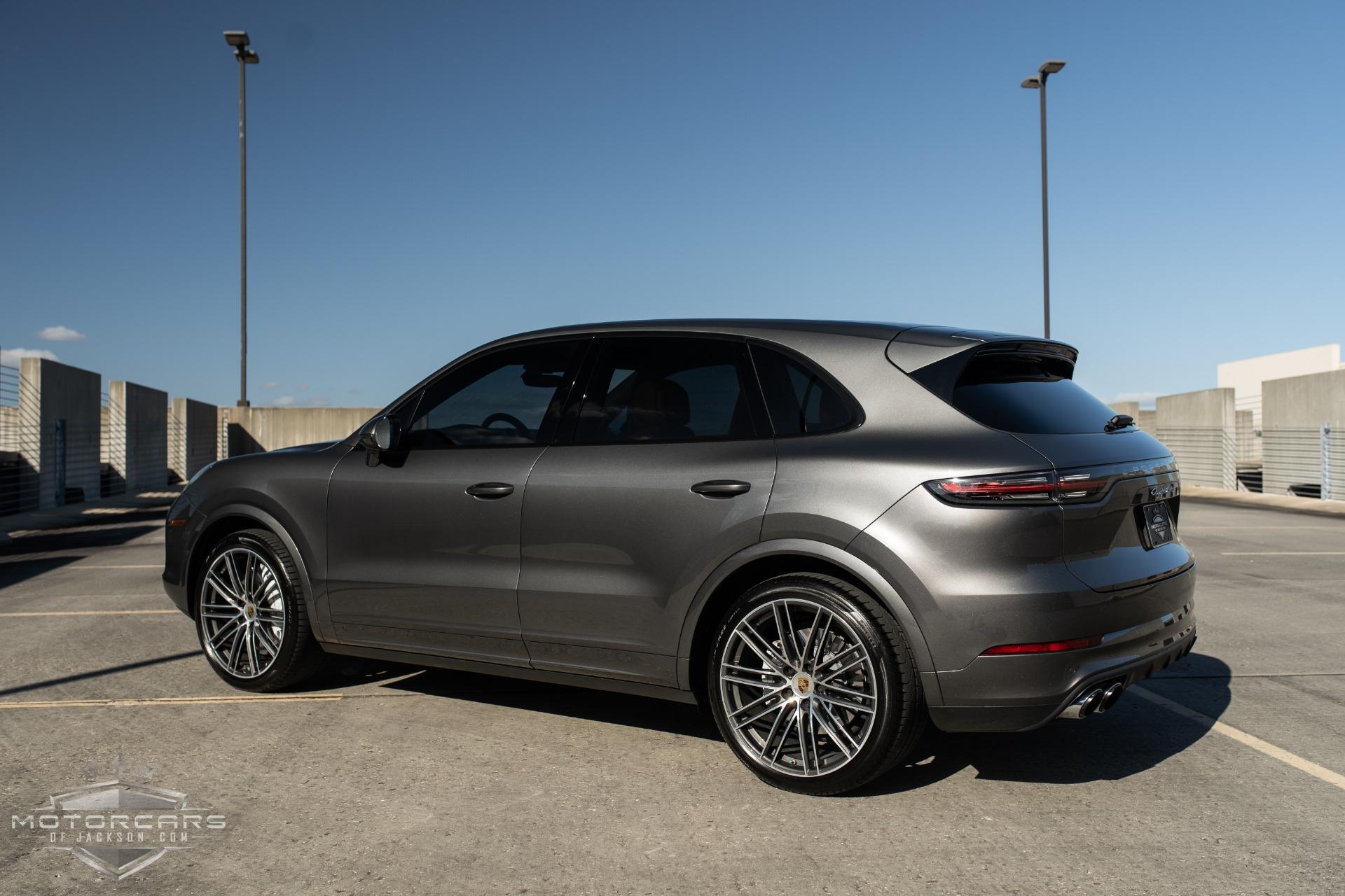 Used-2019-Porsche-Cayenne-Turbo-Jackson-MS