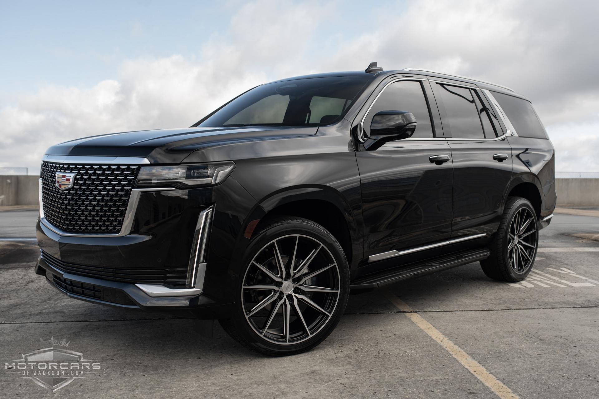 2021 cadillac escalade premium luxury stock # 156447 for