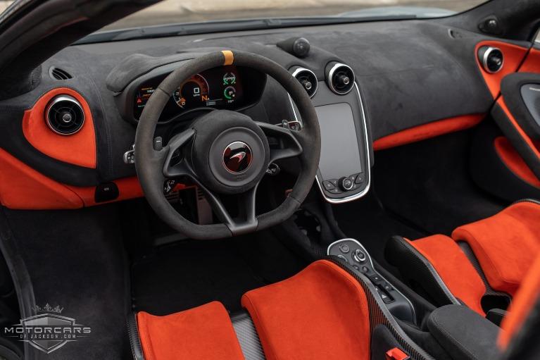 Used-2020-McLaren-600LT-Spider-Jackson-MS
