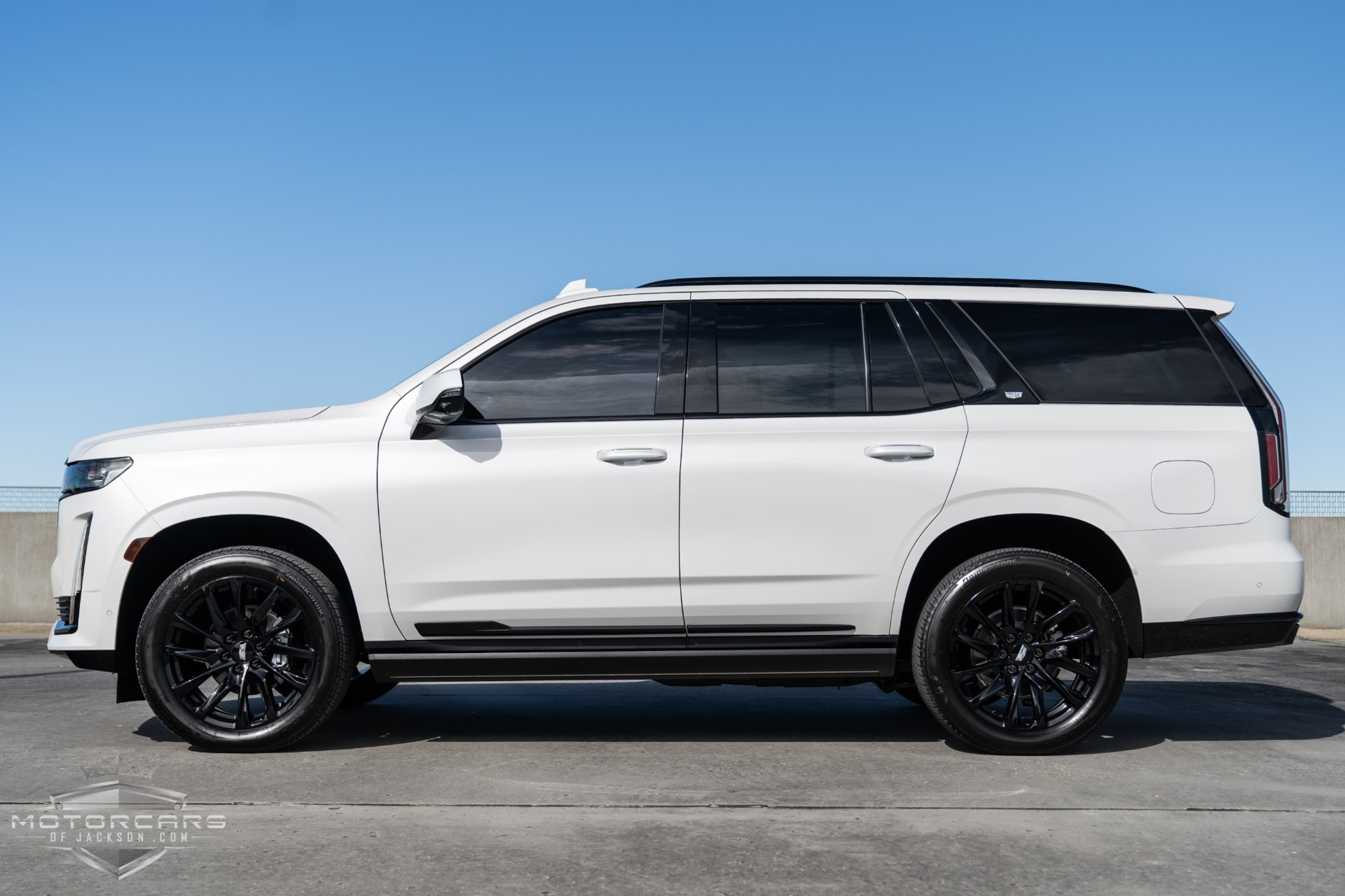 Used-2021-Cadillac-Escalade-Sport-Platinum-4WD-for-sale-Jackson-MS
