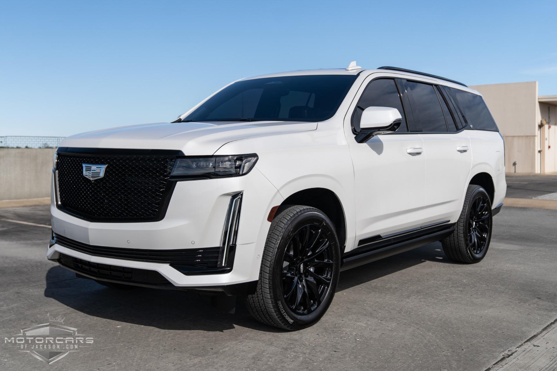 Used-2021-Cadillac-Escalade-Sport-Platinum-4WD-Jackson-MS