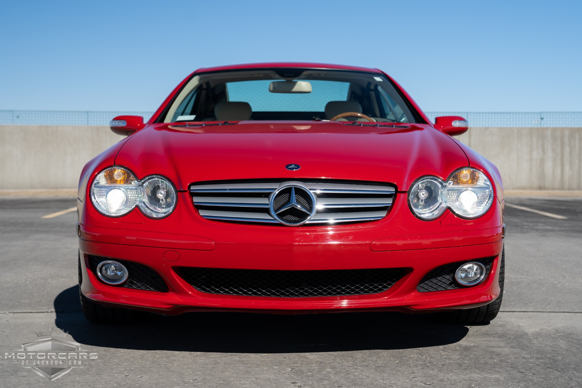 Used-2007-Mercedes-Benz-SL-Class-55L-V8-for-sale-Jackson-MS