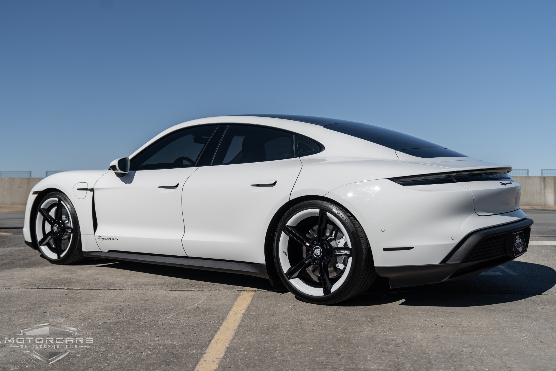 Used-2020-Porsche-Taycan-4S-for-sale-Jackson-MS
