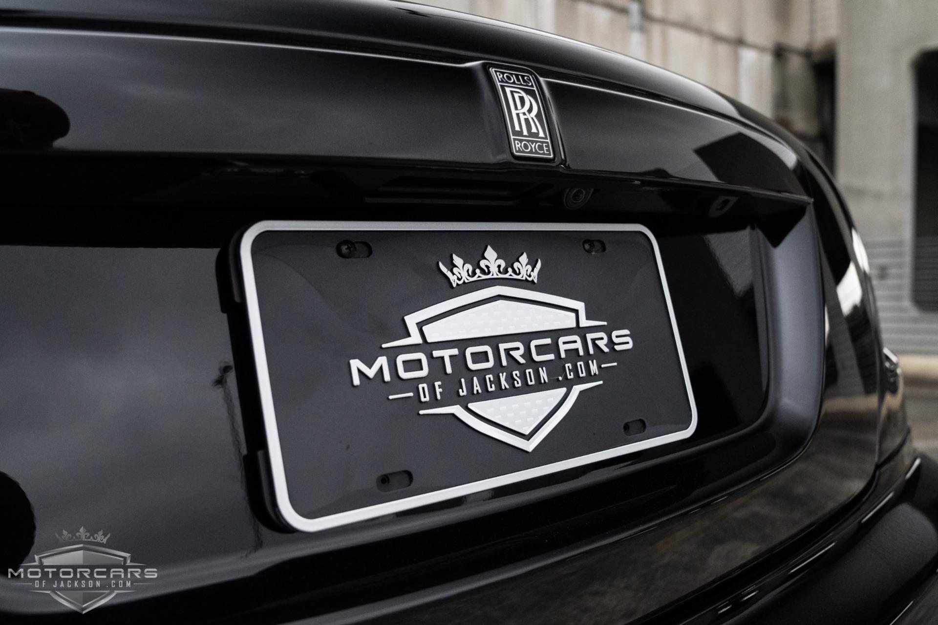 Used-2020-Rolls-Royce-Dawn-Black-Badge-for-sale-Jackson-MS