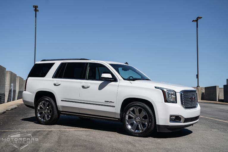 Used-2015-GMC-Yukon-Denali-for-sale-Jackson-MS