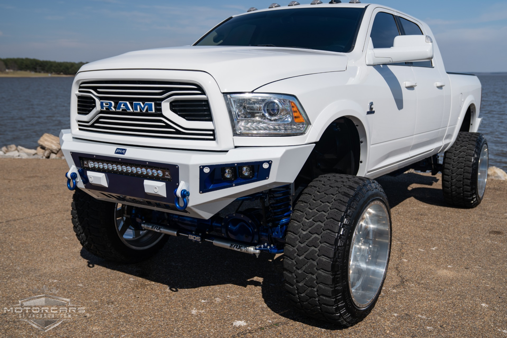 Used-2018-Ram-2500-Laramie-MegaCab-SEMA-Build-Jackson-MS