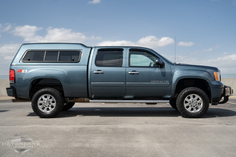 Used-2012-GMC-Sierra-2500HD-Denali-4WD-Crew-Cab-for-sale-Jackson-MS