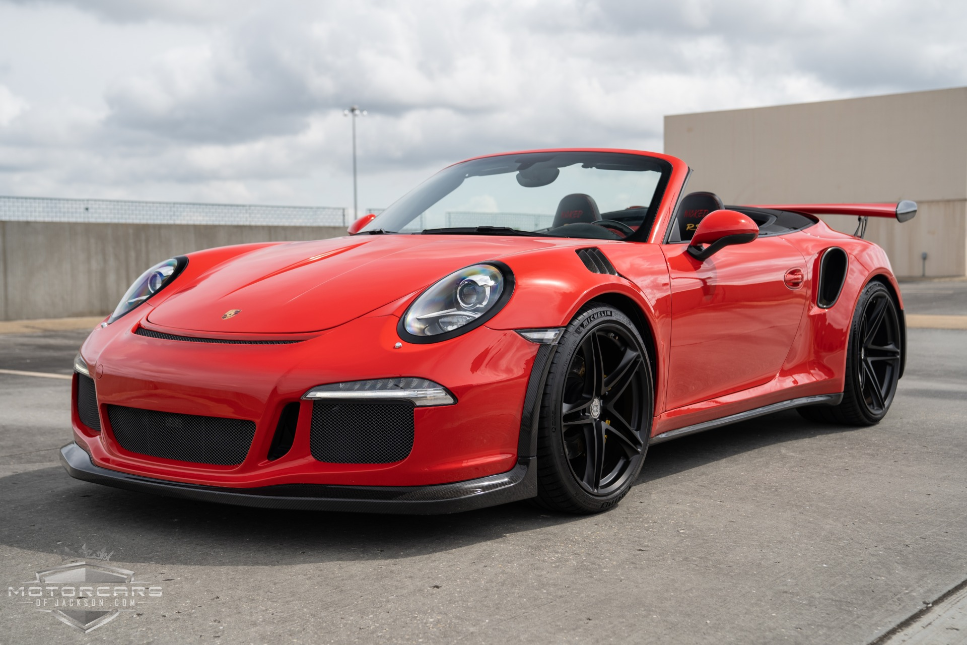 Used-2012-Porsche-911-Carrera-S-Cabriolet-WICKED-GT3-RS-Conversion-Jackson-MS