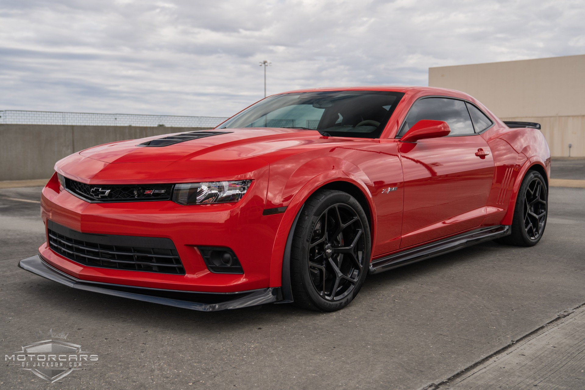 Used-2014-Chevrolet-Camaro-Z/28-for-sale-Jackson-MS