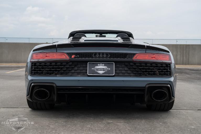 Used-2020-Audi-R8-Spyder-V10-performance-Jackson-MS