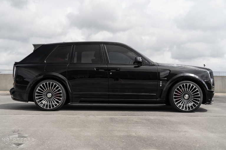 Used-2020-Rolls-Royce-Cullinan-MANSORY-Widebody-for-sale-Jackson-MS