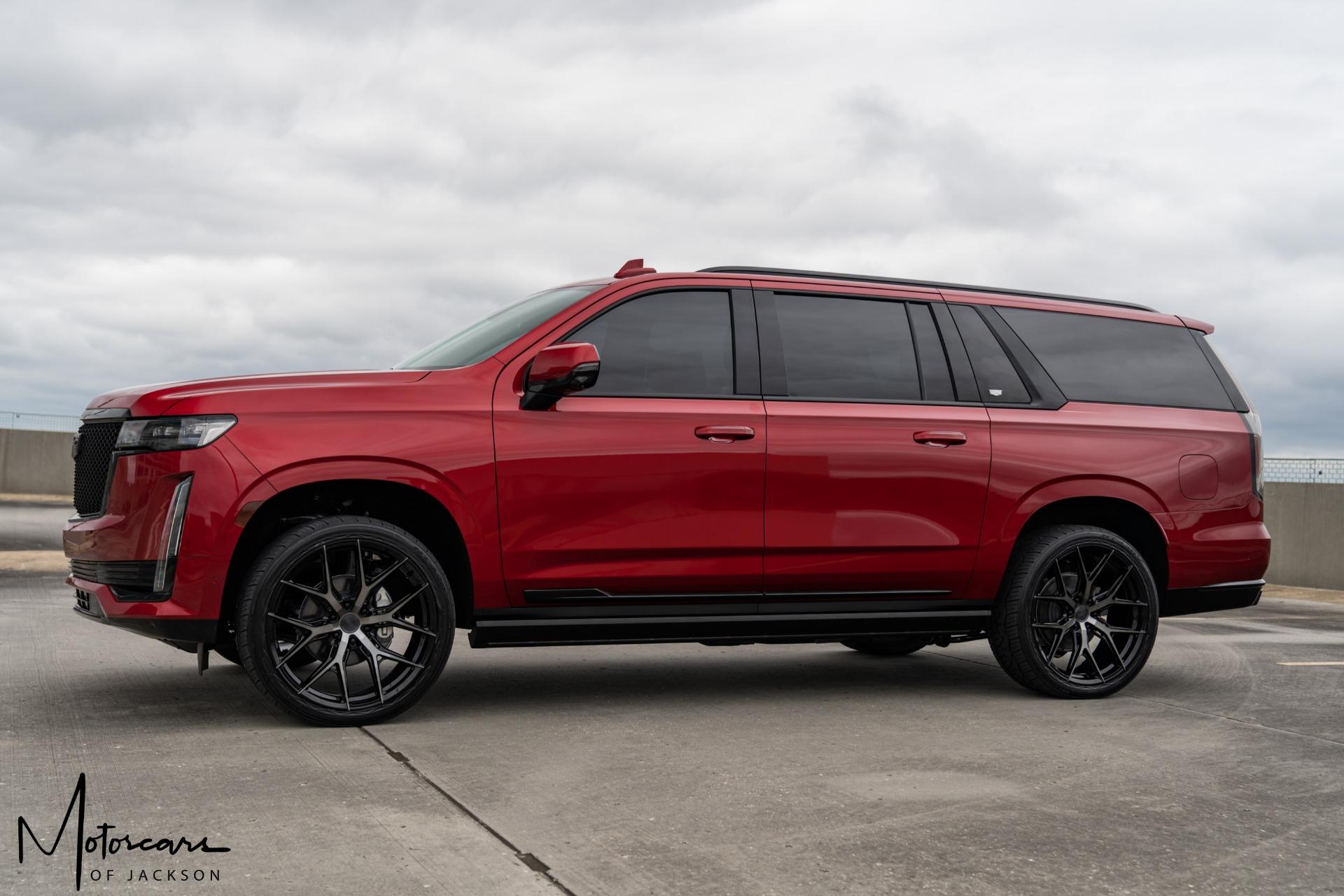 Used-2021-Cadillac-Escalade-ESV-Sport-Jackson-MS