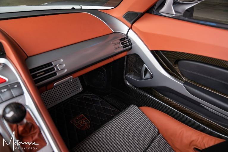 Used-2005-Porsche-Carrera-GT-Jackson-MS