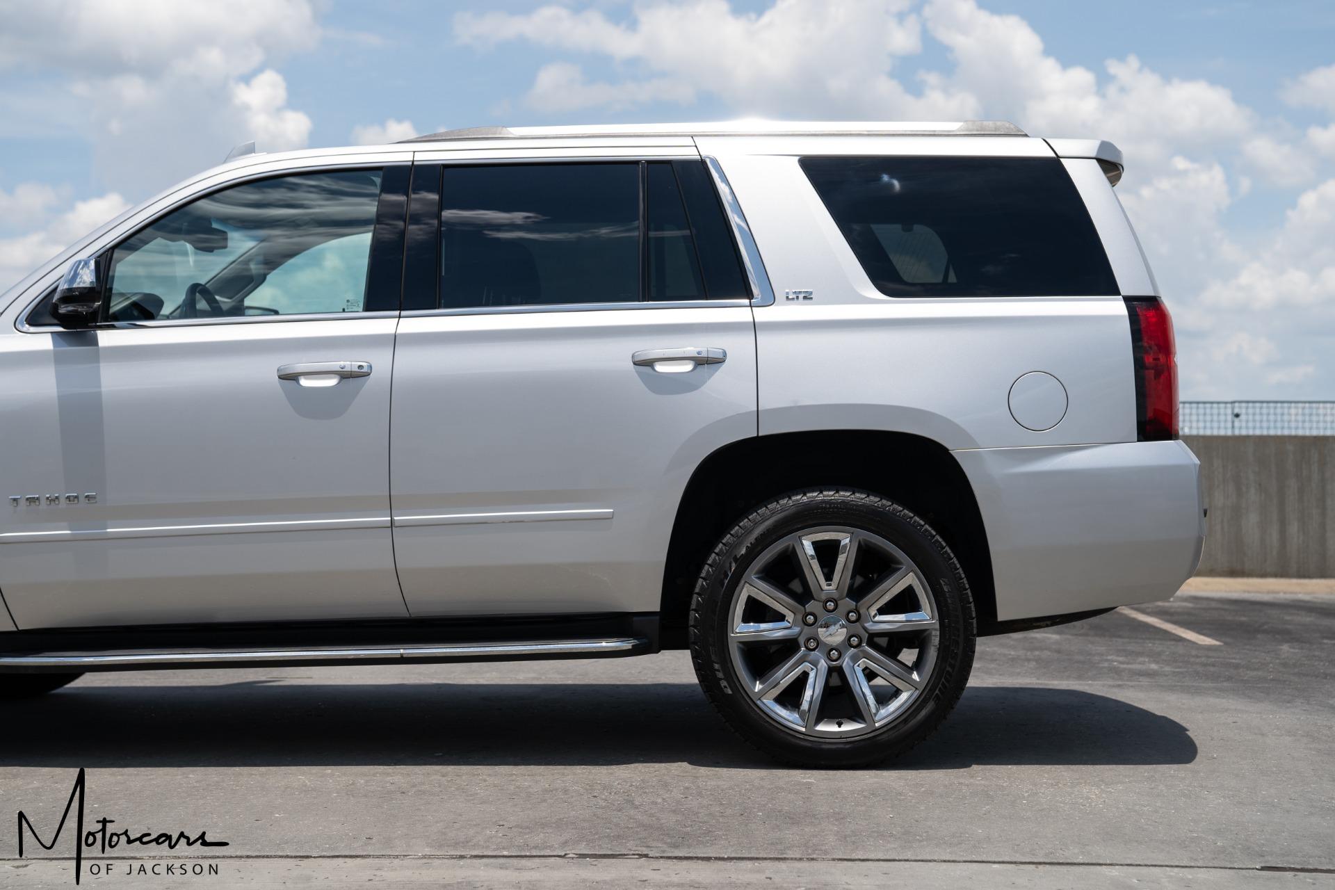 Used-2016-Chevrolet-Tahoe-LTZ-Jackson-MS