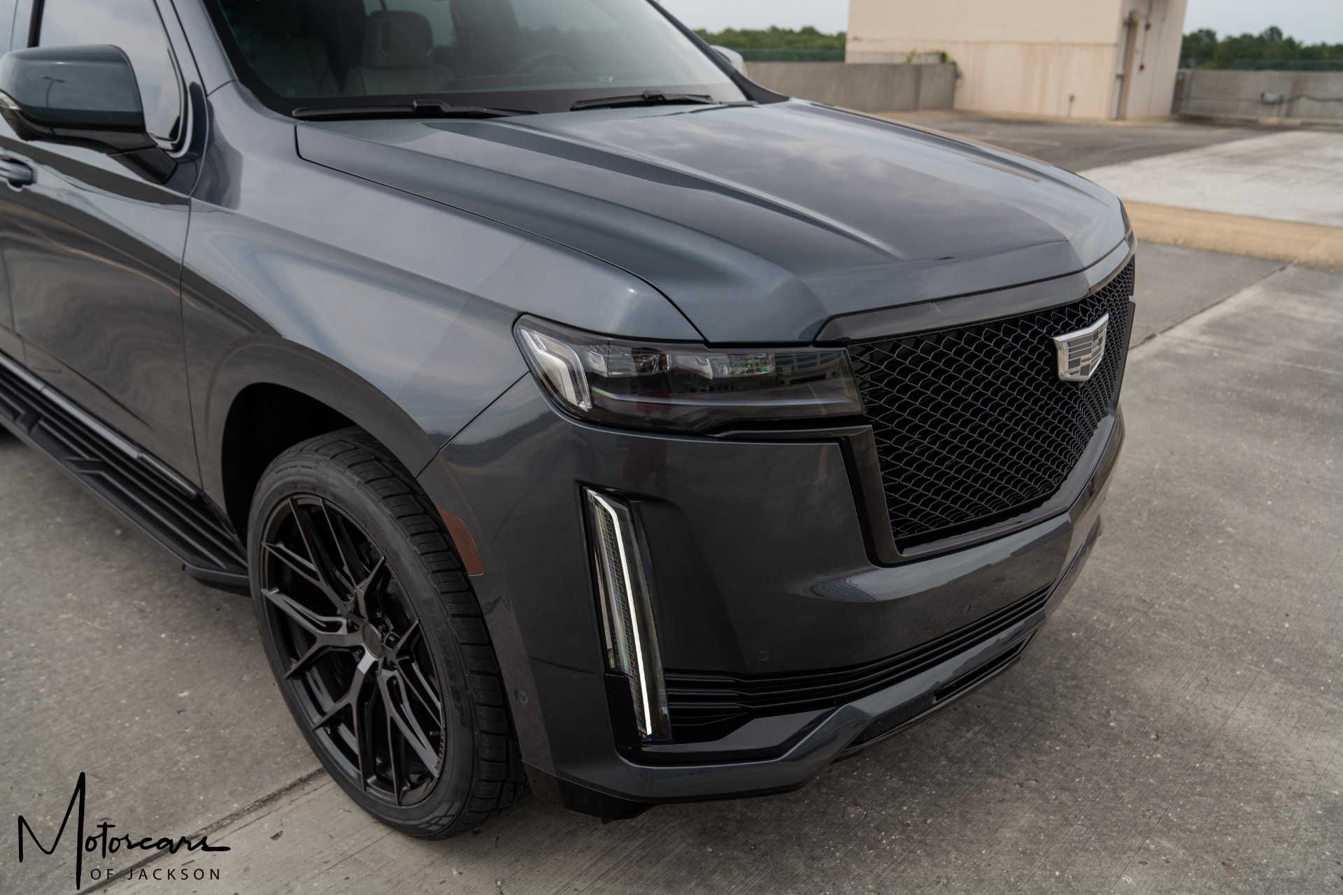 Used-2021-Cadillac-Escalade-Sport-for-sale-Jackson-MS