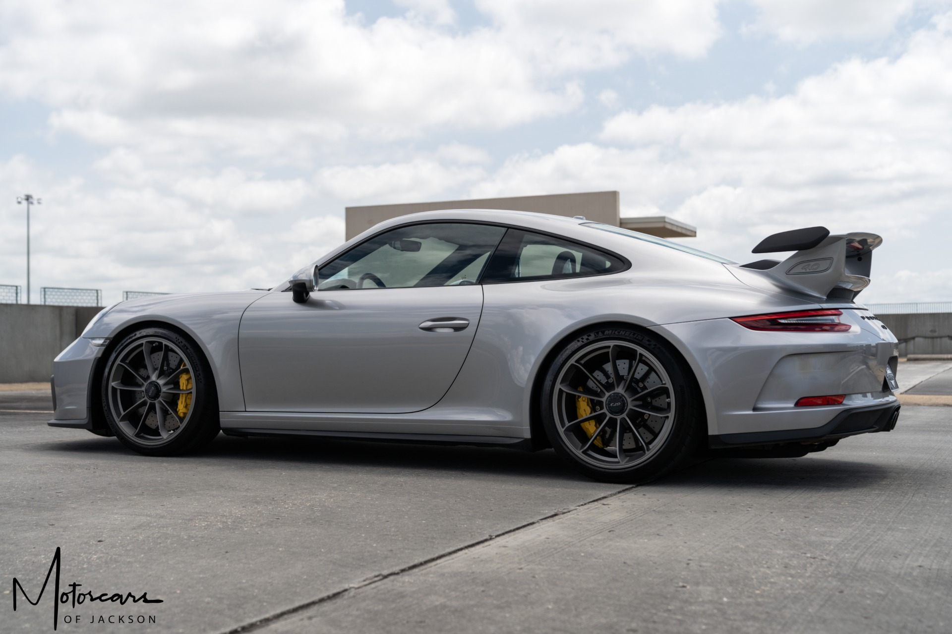 Used-2018-Porsche-911-GT3-for-sale-Jackson-MS