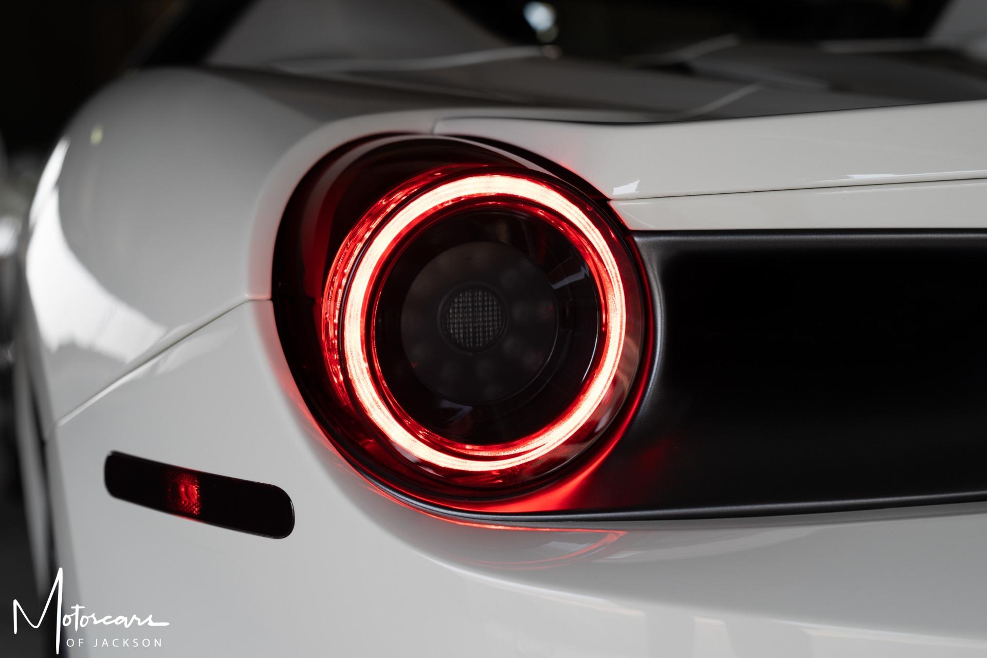 Used-2017-Ferrari-488-Spider-Jackson-MS