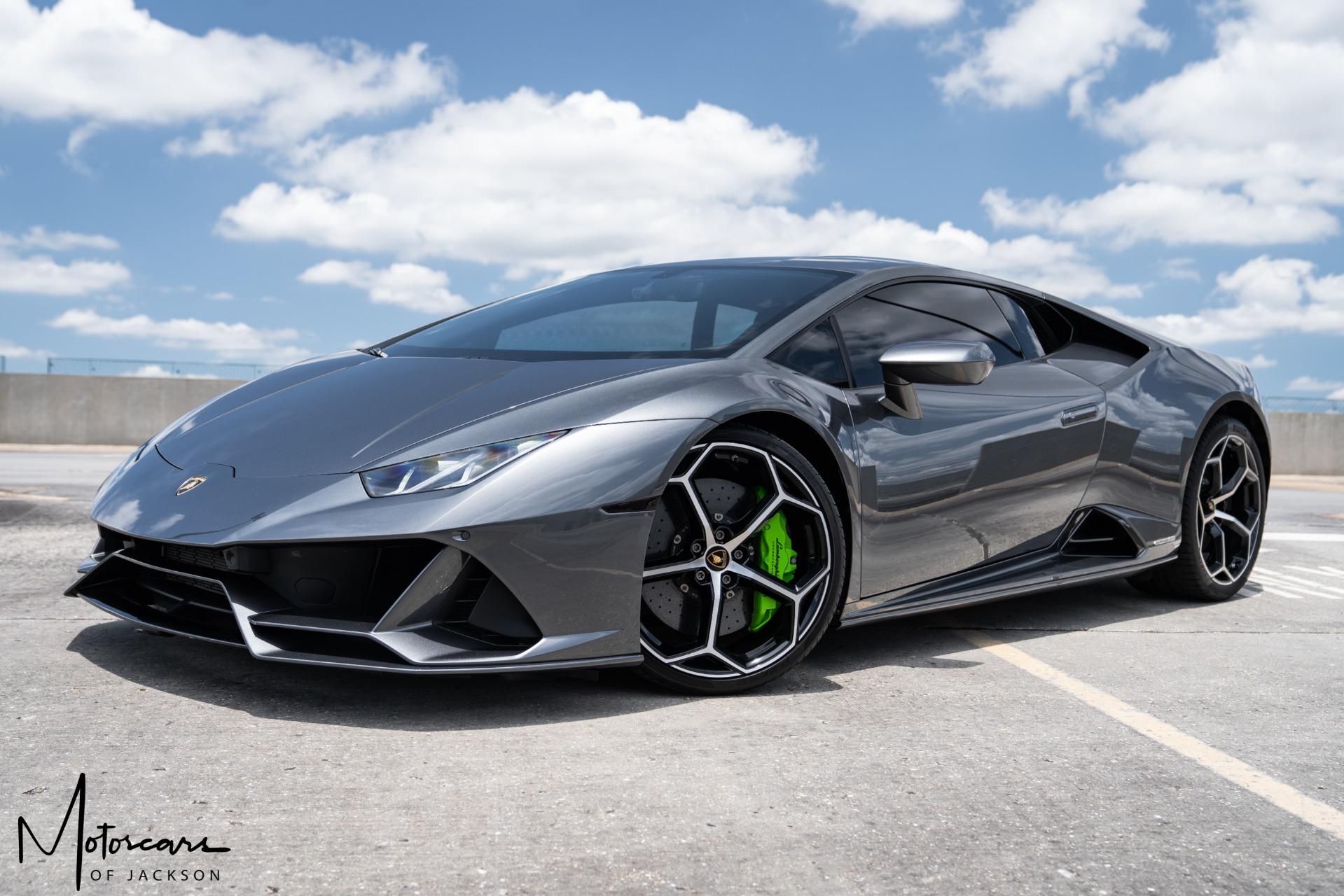 Used-2020-Lamborghini-Huracan-EVO-Jackson-MS