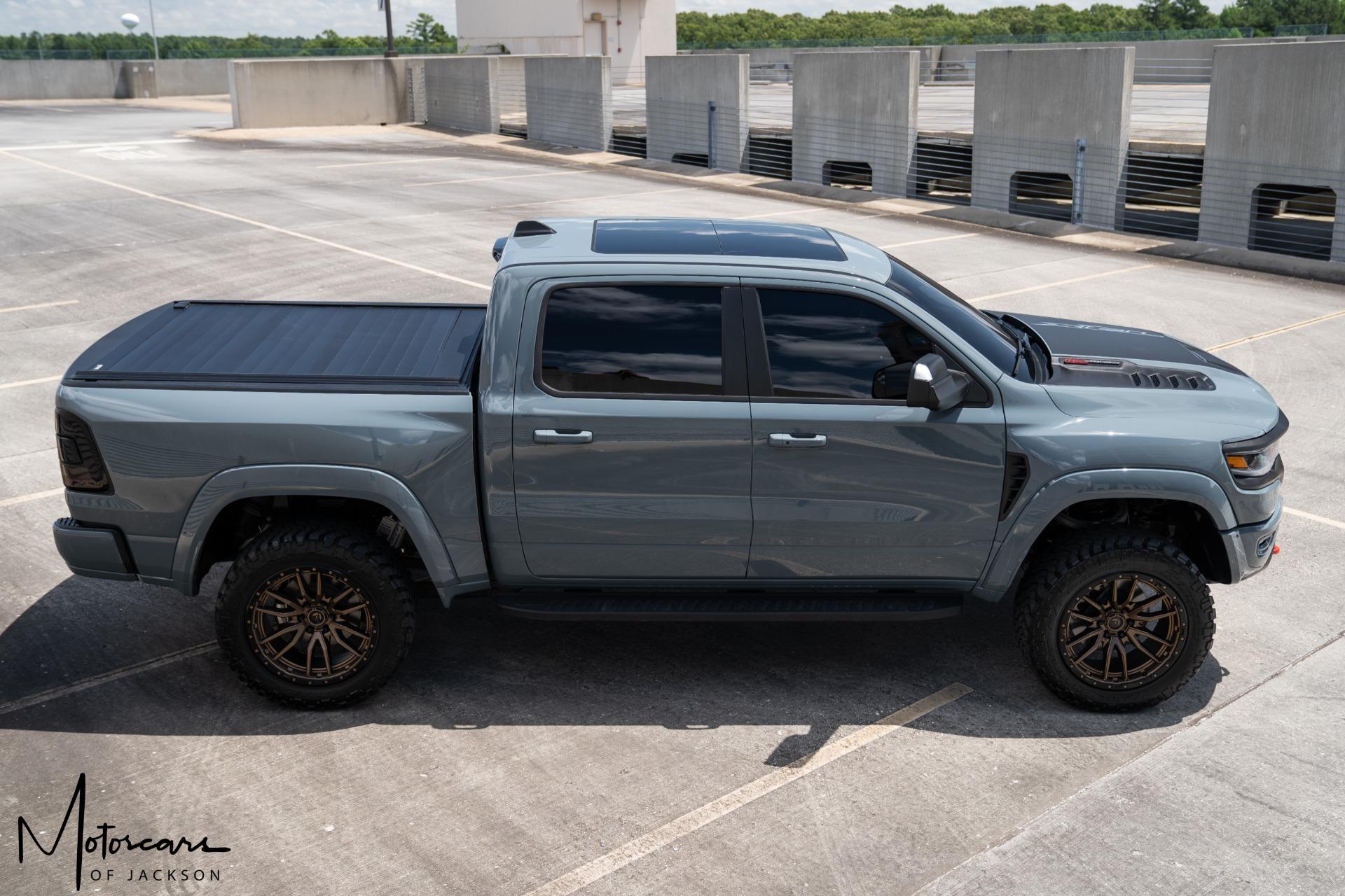 Used-2021-Ram-1500-TRX-Launch-Edition-CUSTOM-for-sale-Jackson-MS